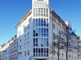 Торговая площадь в Мюнхене